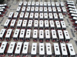 Giant Jest + Fleet from Karsan to Düzce Municipality!