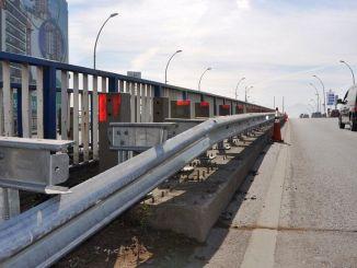 20 Kilometers Guardrail To Be Built On Roads Across Kocaeli