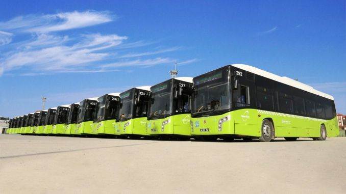 Transfer Application Starts on Lines 169, 152 and 153 in Kocaeli