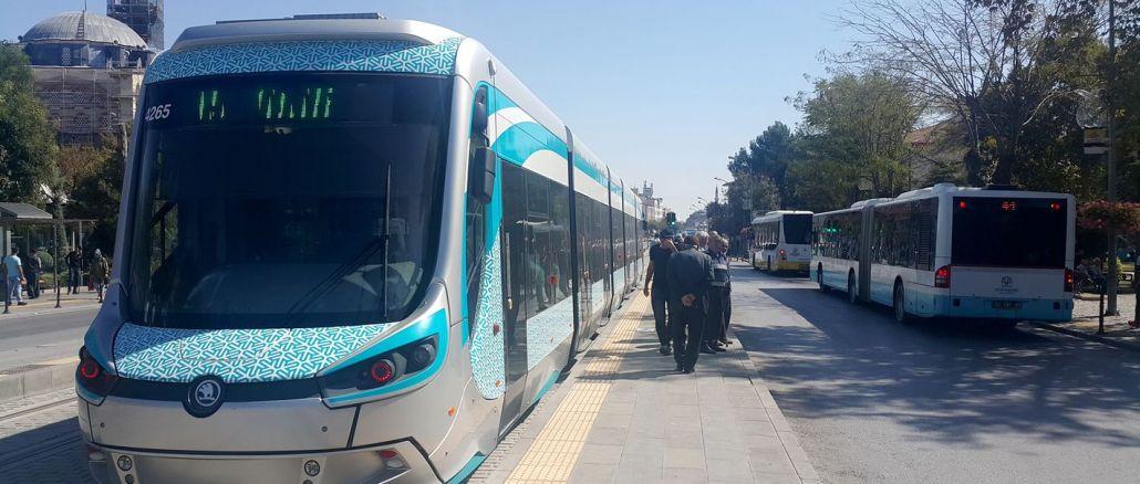 Konyalılar Dikkat! Otogar Kampüs Tramvay Seferleri 1 Gün Boyunca Yapılamayacak