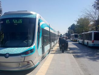 People from Konya Attention! Bus Station Campus Tram Expeditions Cannot Be Made For 1 Day
