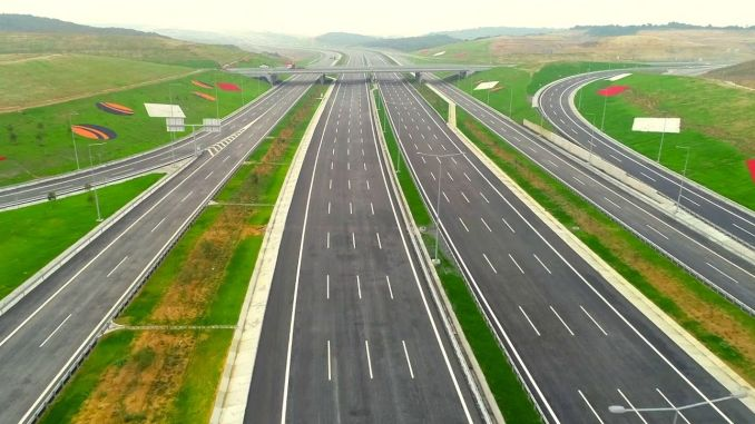 North Marmara Highway Izmit Section Opens to Traffic on Saturday