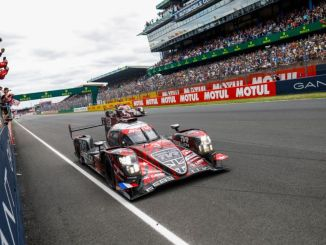 Nothing like the LE MANS 24 Hours Race