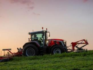Massey Ferguson Next Generation MF 8S-serie wordt in oktober gelanceerd