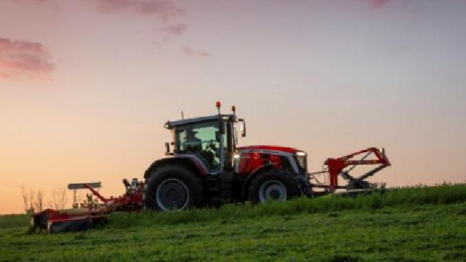Massey Ferguson Next Generation MF 8S Series Launches in October