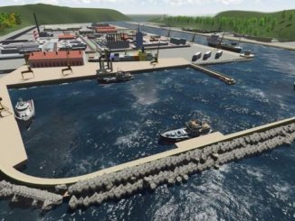 Cengiz İnşaat gana la licitación del puerto logístico de Rize İyidere