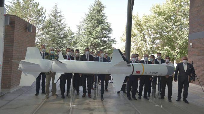 Roketsan אירח חברי עיתונות במתקני Lalahan