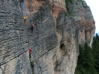 Şahinkaya Climbing Garden will be the Favorite of the Region