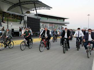 Sakarya avrà un riconoscimento internazionale nel turismo in bicicletta