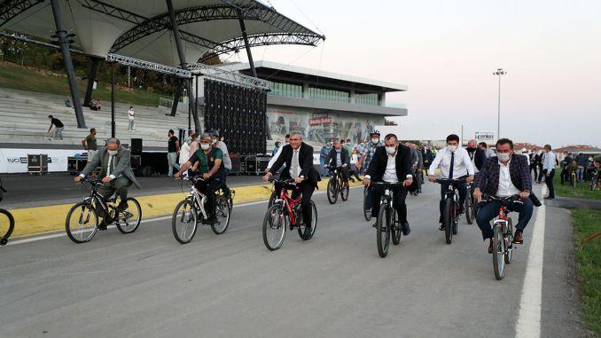 Сакариа ће имати међународно признање у бициклистичком туризму