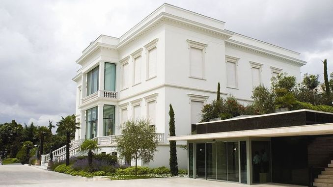 Where is Sakıp Sabancı Museum?
