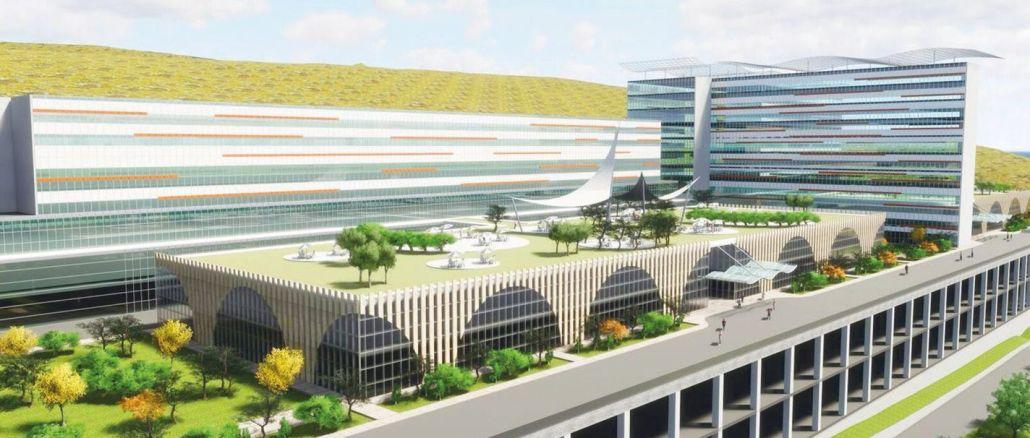 Samsun Şehir Hastanesi'nin Temeli En Kısa Sürede Atılacak