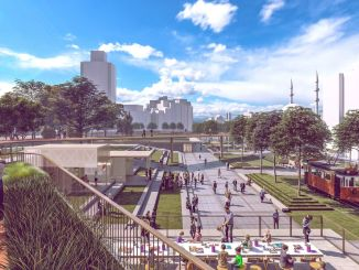 The Contest to Shape Taksim Square Has Been Concluded