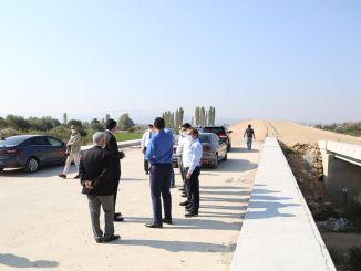 Se prevé que la carretera estatal Tavşanlı Emet se termine en 2021 '