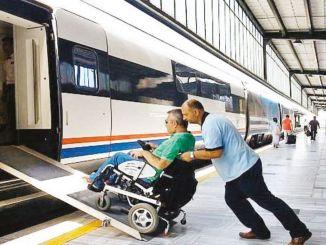 TCDD'den, YHT Hatlarından Ücretsiz Yararlanan Engellilere Kota Sınırlaması