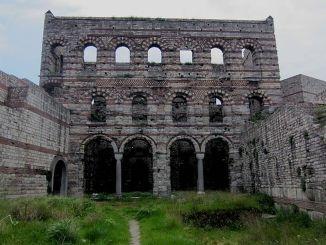 About Tekfur Palace