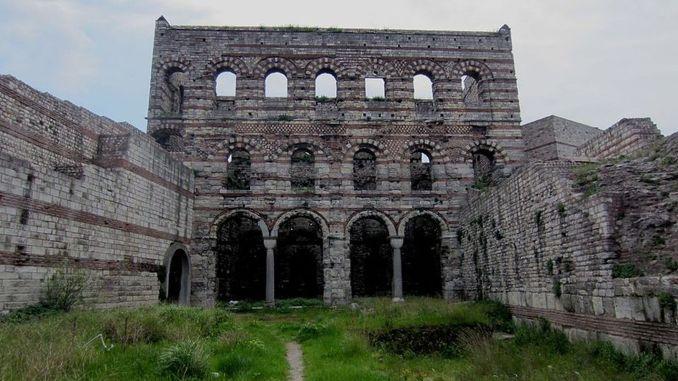 Om Tekfur Palace