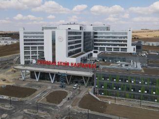 يعد مستشفى مدينة تكيرداغ أيامًا لدخول الخدمة