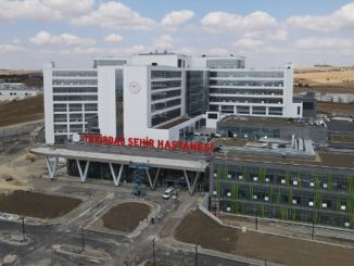 Tekirdağ City Hospital Is Counting Days To Enter Service