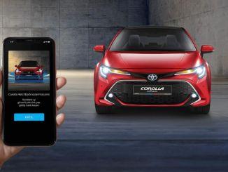 Project van Toyota en Yandex om ongevallen te voorkomen gaat door