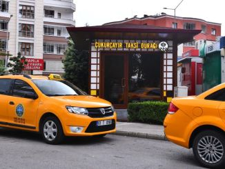 Trabzon Reaches Modern Taxi Stations