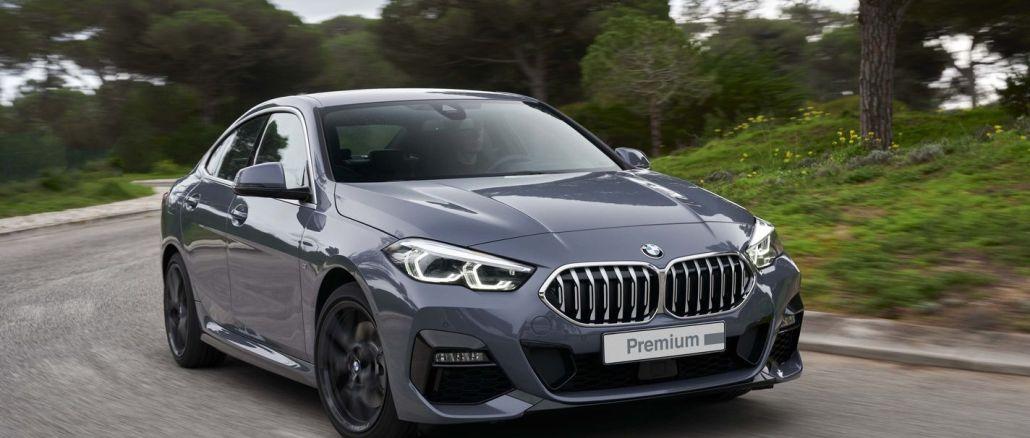 Borusan'dan Uzun Dönem BMW 218i Gran Coupé Kiralama Fırsatı