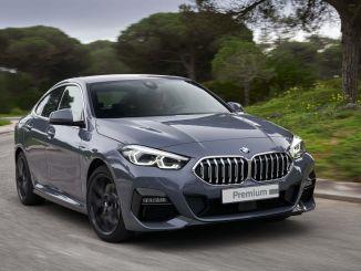 Hosszú távú BMW 218i Gran Coupé kölcsönzési lehetőség Borusan-tól