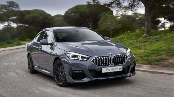 Можливість довгострокового оренди BMW 218i Gran Coupé від Борусана
