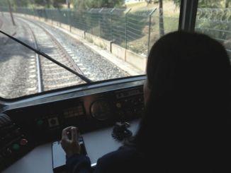 ستحصل سائقات القطار الجدد على شاراتهن من إمام أوغلو