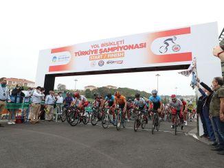 Завершился чемпионат Турции по велоспорту