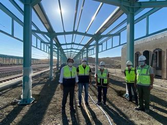 Yozgat YHT Station Construction Works Continue at Full Speed