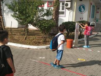 Face-to-Face Education Starts in Kindergarten and Primary School Grade 1