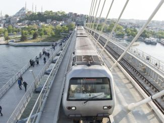 Maandag 12 oktober Istanbul metrolijnen gratis
