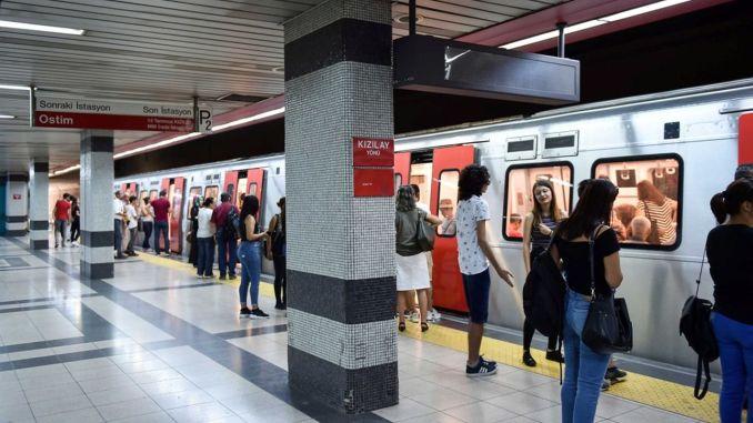 Javni prevoz besplatan u Ankari 29. oktobra