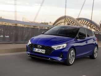 Volledig vernieuwde Hyundai i20 komt vanaf 158.500 TL