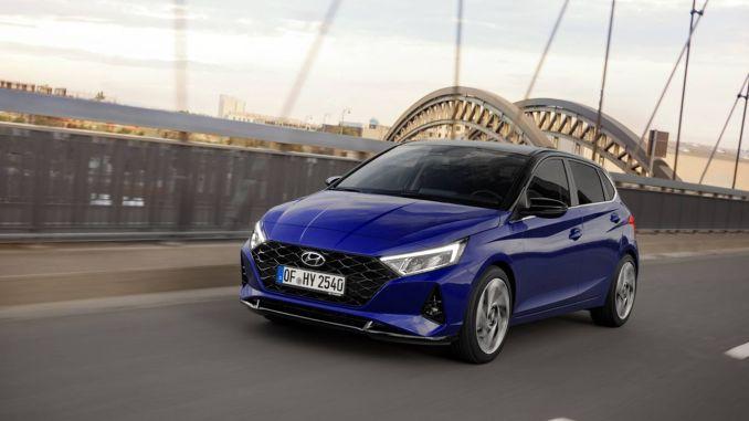Zcela obnovený Hyundai i20 vychází od 158.500 XNUMX TL