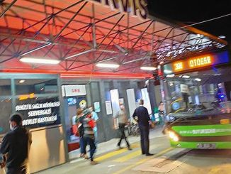 Bus Driver Raised the Disturbed Passenger in Denizli to the Hospital