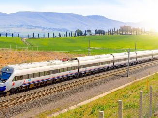 Vysokorýchlostný vlak sa presunul smerom k Sivasu!