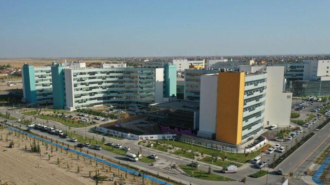 Konya City Hospital is Opening