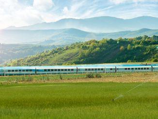 Mersin Adana Gaziantep ผู้ให้บริการรถไฟความเร็วสูงดำเนินการต่อ