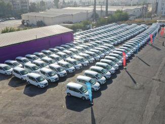 Voertuigen voor openbaar vervoer worden vernieuwd in Şanlıurfa
