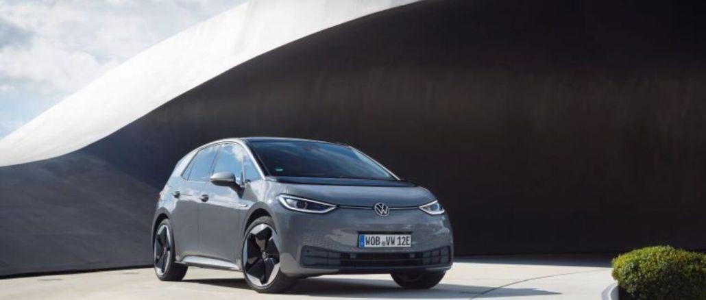 Volkswagen ID.3 Euro NCAP Testinde Tam Puan Aldı