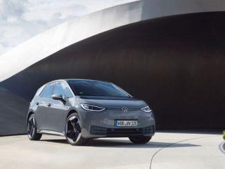 Volkswagen behaalt volledige score in ID.3 Euro NCAP-test