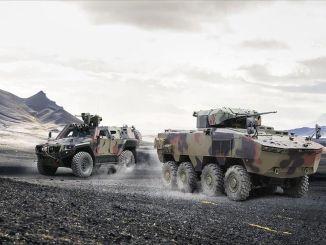 Eerste Otokar ARMA 8x8 bestelling uit Afrika