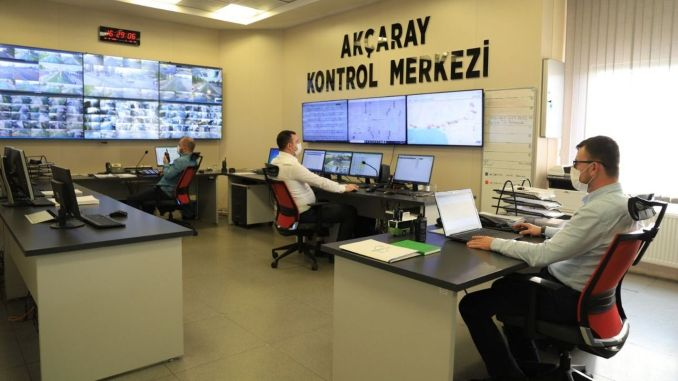 Akçaray is Watched 400-7 with 24 Cameras
