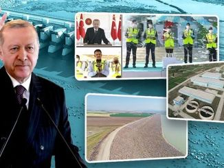 Reyhanlı Dam, the Dream of Amik Plain, was Put into Service