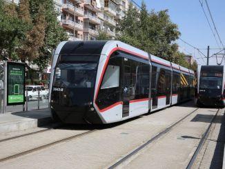 De bouwwerkzaamheden voor de tramlijn van Anafartalar beginnen binnenkort