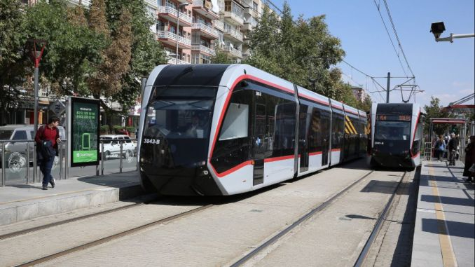 Anafartalar Tram Line Construction Work Will Start Soon