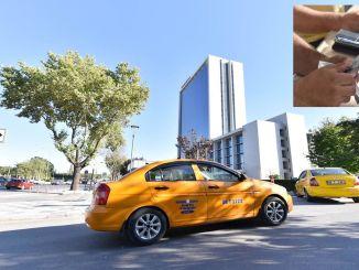 Taxichauffeurs die deelnamen aan Filection in Ankara ontvingen hun eerste betalingen