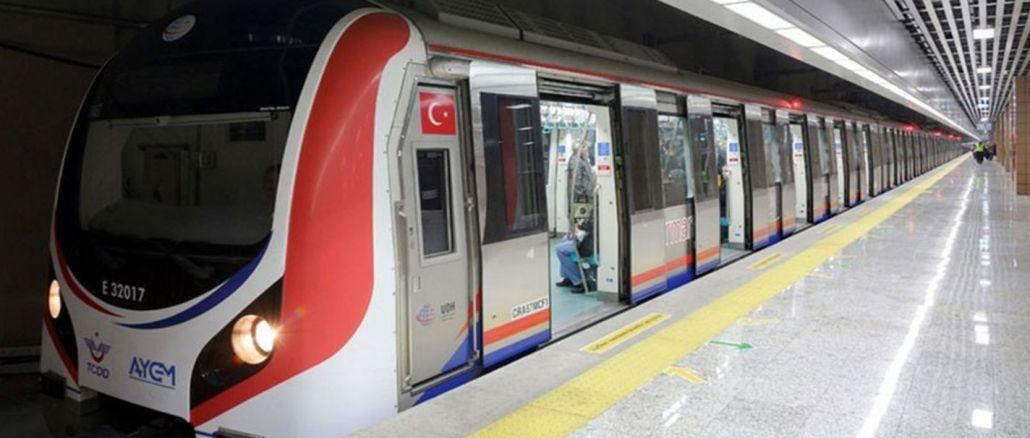Asrın Projesi Marmaray 7 Yılda 500 Milyondan Fazla Yolcu Taşındı
